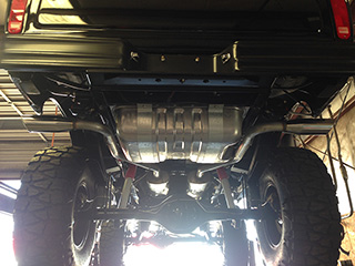 Exhaust 4 | Louisiana Truck Outfitters