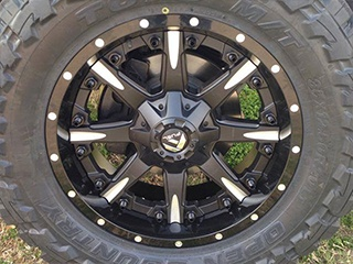 Tires and Wheels 1 | Louisiana Truck Outfitters