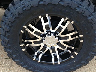 Tires and Wheels 11 | Louisiana Truck Outfitters