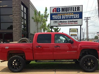 Tires and Wheels 12 | Louisiana Truck Outfitters