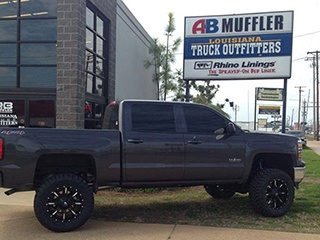 Tires and Wheels 2 | Louisiana Truck Outfitters