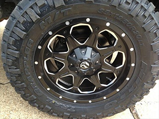 Tires and Wheels 4 | Louisiana Truck Outfitters