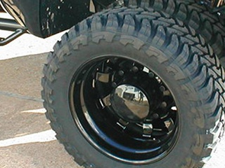 Tires and Wheels 9 | Louisiana Truck Outfitters